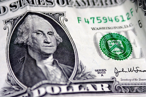 US Dollar Roars and Reverses After Jobs Data